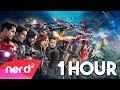 Avengers: Infinity War Rap Battle | #NerdOut [1 Hour]