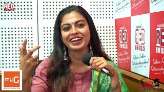 Anusree | Madhura Raja | Red Carpet | RJ Mike | Red FM Malayalam