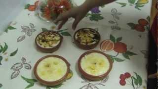 Goxua, postre tipico vasco, rapido y sencillo