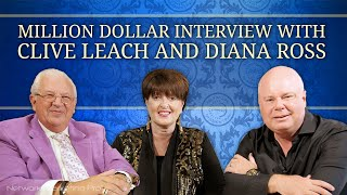 Million Dollar Interview with Clive Leach and Diana Ross