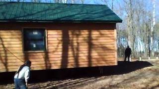 Cabin Delivery IMG_0050.mp4