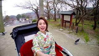 女優・浅見れいなさんがバスツアーで福岡をナビゲートするスペシャルム...