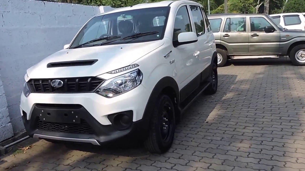 Mahindra NuvoSport Price in India, Review, Test drive   Smart Drive 22 May 2016