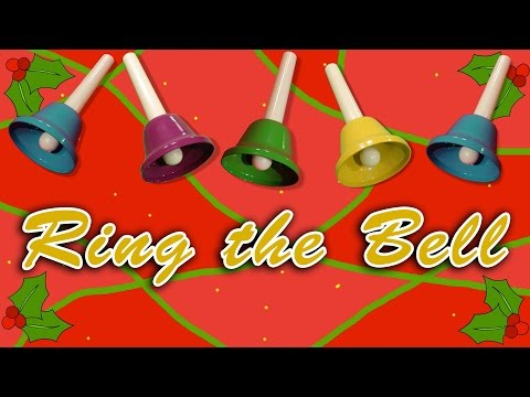 Ring the Bell | Christmas Songs for Kids
