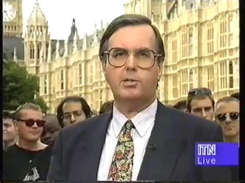 Conservative Leadership election 1995 - Major v Redwood: The Result, 04.07.95