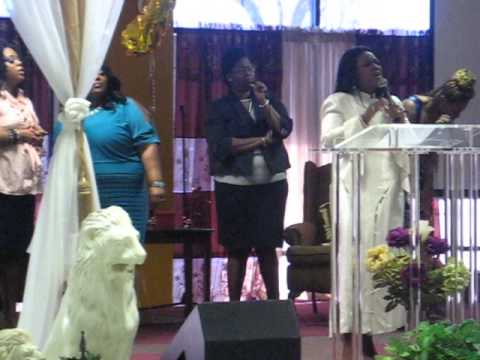 Prophetess Bice & The DDGC Praise Team- Without You