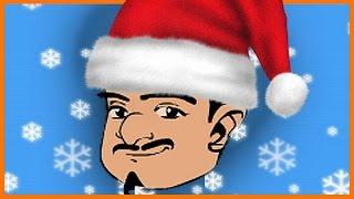 AKINATOR IS SANTA!? - Akinator Gameplay - Can Christmas Characters Beat Akinator?