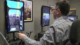 Arcade-Like Simulator Teaches PG&E Employees How to Safely Operate Heavy Equipment