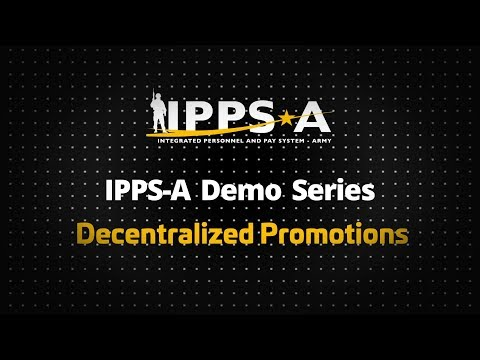 IPPS-A Demo Series: Decentralized Promotions