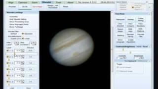 Jupiter 2010 Opposition - Celestron 4SE NexImage Registax