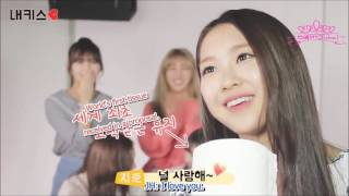 oh my girl funny/derp moments