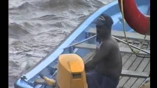 TESTING OF NEW BOAT ON THE SEA WATER