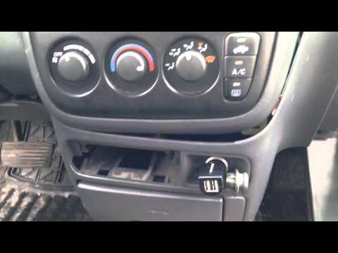 Radio Removal 2001 Honda CR-V - YouTube