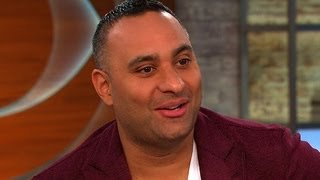 Watch: Comedian Russell Peters performs impressions, talks Internet success