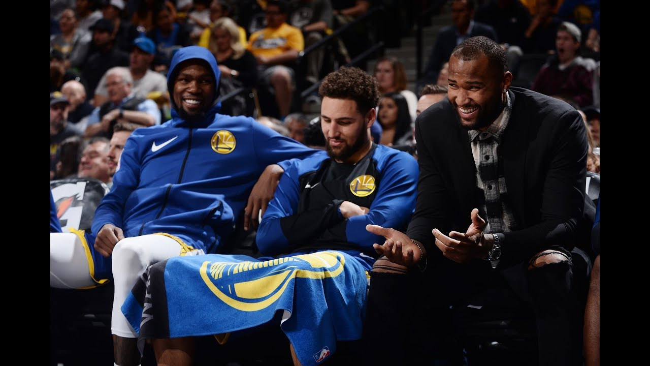 8fc79437d51a DeMarcus Cousins Gets Ejected From Warriors Bench At Madison Square Garden