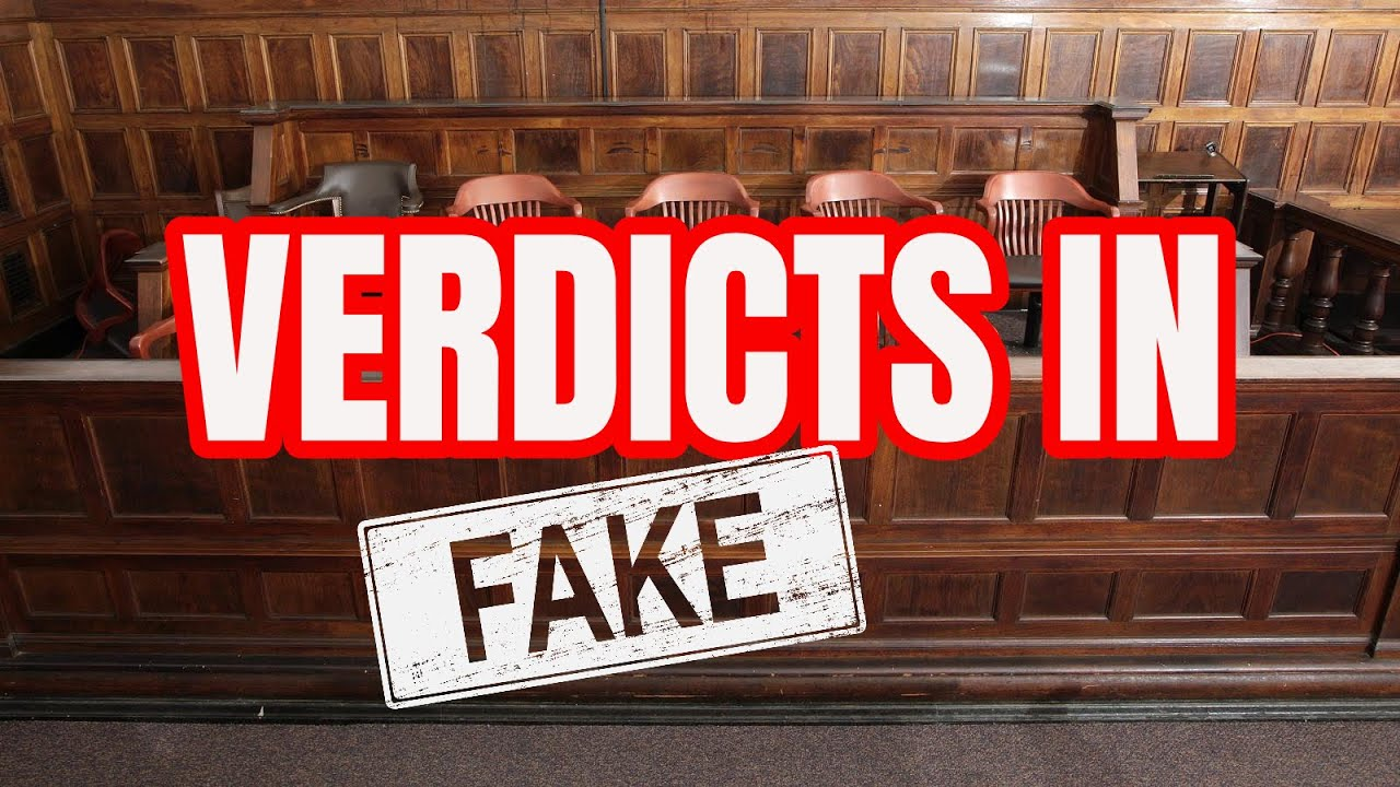 Verdicts In! We Believe The Abandoned Vaults Were FAKE!