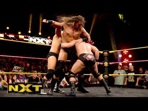 Enzo Amore & Colin Cassady vs. Dash & Dawson: WWE NXT – 21. Oktober 2015
