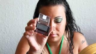Smoky Green Eye Shadow Tutorial Thumbnail