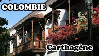 COLOMBIE : FORTIFICATIONS DE CARTHAGENE