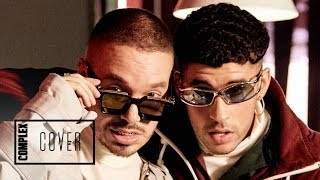Bad Bunny and J Balvin, two of reggaeton's most recognizable faces,...