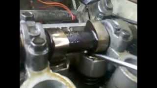 ЗМЗ 406 не рабочий гидрокомпенсатор клапана