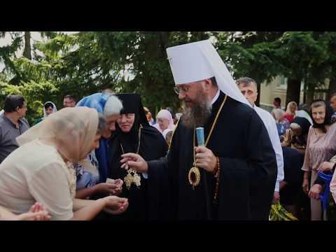 Закарпатье. Престольный праздник Чумалевского монастыря