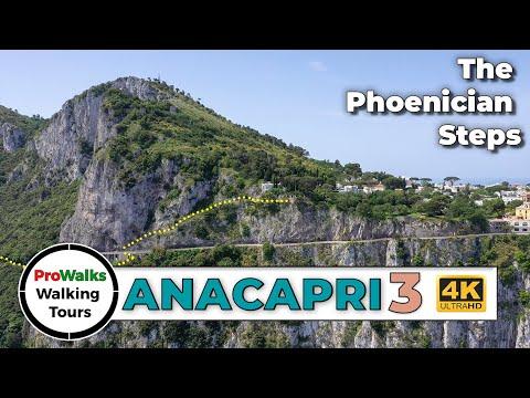 The Phoenician Steps of Anacapri Walking Tour