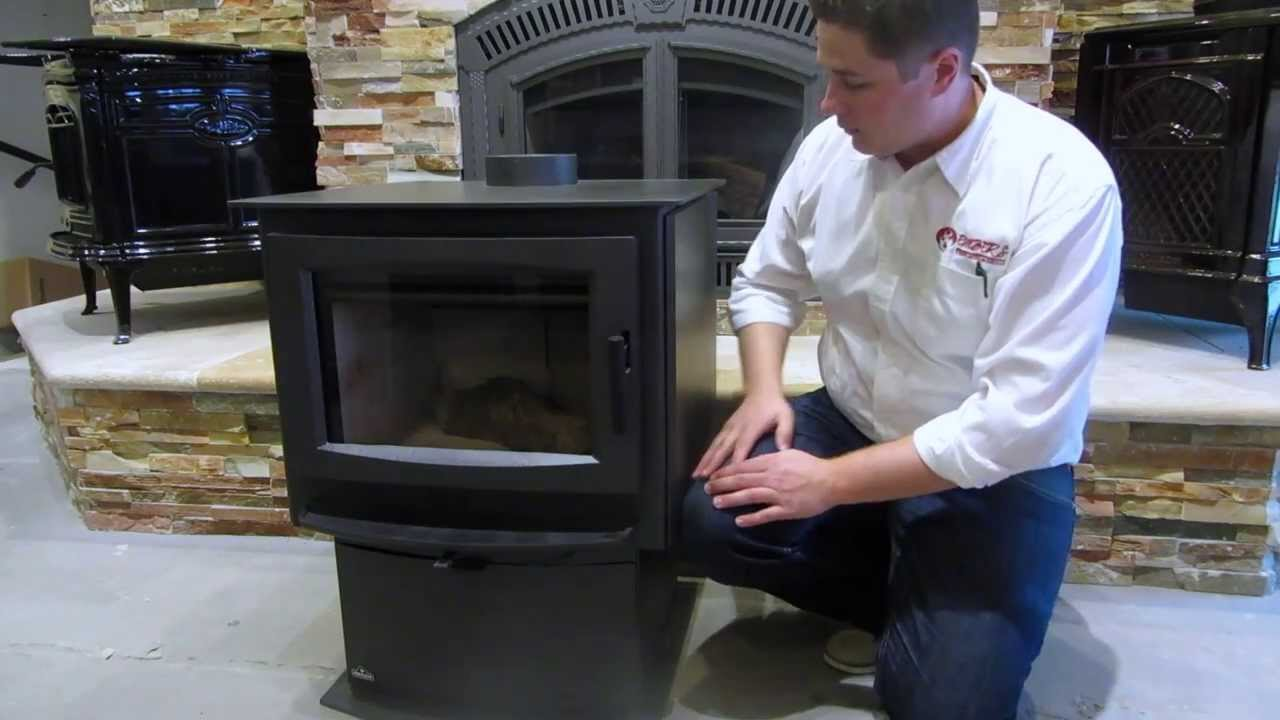 S4 S1 S9 Napoleon Wood Stove Modern Free Standing Product Review Youtube
