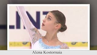 Анонс 4 этапа Кубка России/Figure Skating Russian Cup Rostelecom 4th stage, on 6–10 November