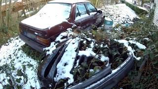 Urban Exploring Verlaten Auto Garage Abandoned Urbex 12-2018!