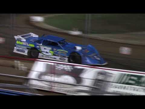 Lucas Oil Speedway Late Model Heat 1 10/6/17