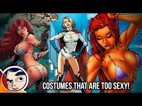 10 Costumes That Were Too Sexy