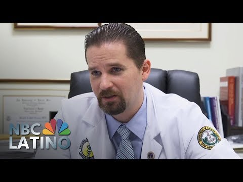 The Shortage Of Trauma Doctors In Puerto Rico | NBC Latino | NBC News