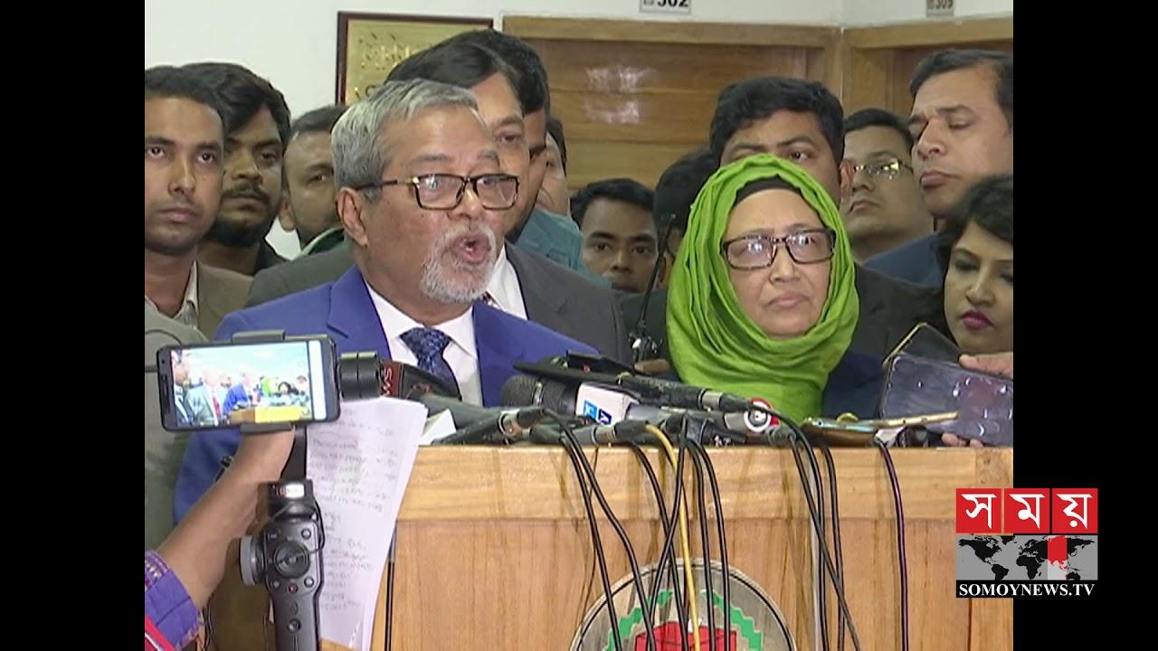 আমি পদত্যাগ করবো না: সিইসি | KM Nurul Huda | CEC | DCC Election | Somoy TV
