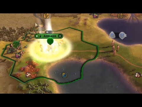 Resolving Global Politics through the medium of Sid Meier's Civilization