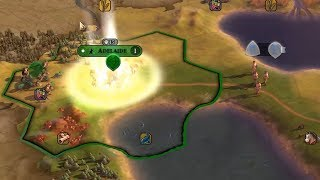 Resolving Global Politics through the medium of Sid Meier