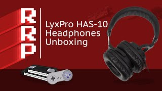 lyxpro has 10 monitoring headphones unboxing