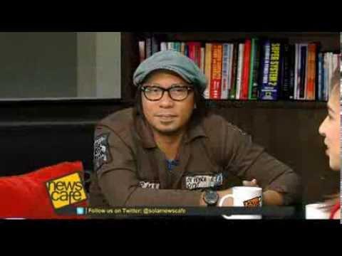 News Cafe Episode 46 - Alternative Media Education (Gang Badoy & Lourd De Veyra)