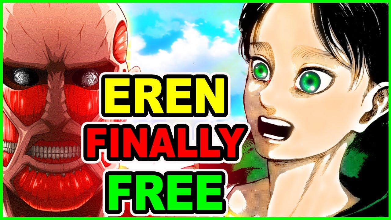 New Eren Freedom Titan! Armin's Love Confession | Attack on Titan Chapter 131 Review
