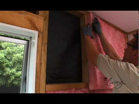 How To Install Pink Batts 174 Wall Insulation With Gib