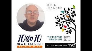 10@10 - The purpose driven life - Day 27 - Rob Lewis
