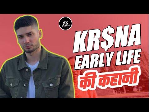 Kr$na Biography In Hindi | Kr$na Success Story | Rk Biography @KRSNA OFFICIAL @Kalamkaar
