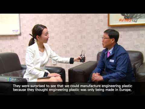 [Daegu TP Precision Forming Special Interview] Korea Polymer's Move to Global Market with Plastic