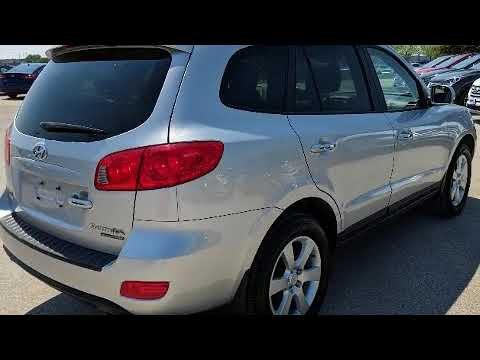 2008 Hyundai Santa Fe in Winnipeg, MB R3T 5V7