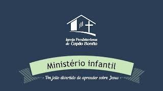 IP Capão Bonito - Aula para crianças - José e seus irmãos