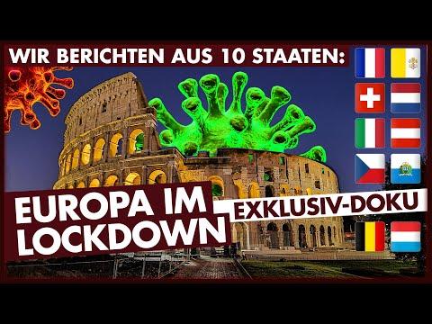 Europa im Lockdown - Die große Doku