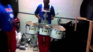 byhalia high school drumline tri tom