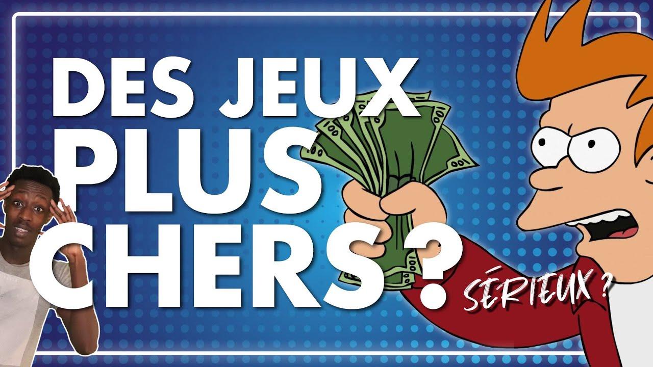 PS5 I Xbox Series X : DES JEUX PLUS CHERS ? 😥 75 euros ! Le premier PRIX OFFICIEL communiqué...