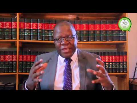 Tendai Biti Calls for National Transitional Authority(NCA)