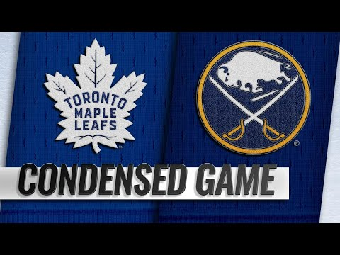 12/04/18 Condensed Game: Maple Leafs @ Sabres